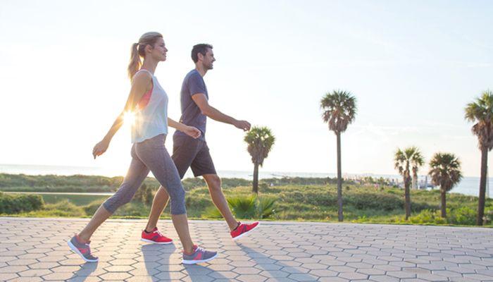 Đi bộ vs chạy bộ hoạt động nào tốt cho sức khoẻ hơn?